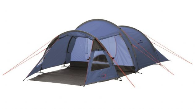 Easy Camp Camping Tent Spirit 300 Blue - Grasshopper Leisure